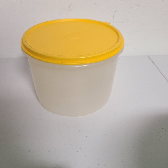 Tupperware  small canister 264-4